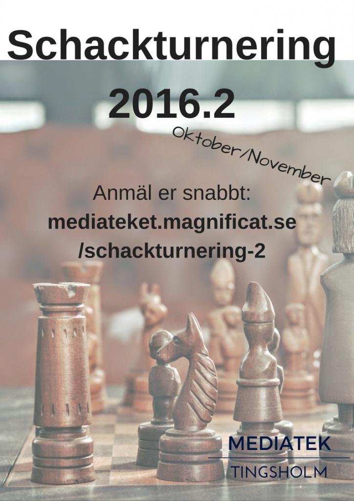 schackturnering